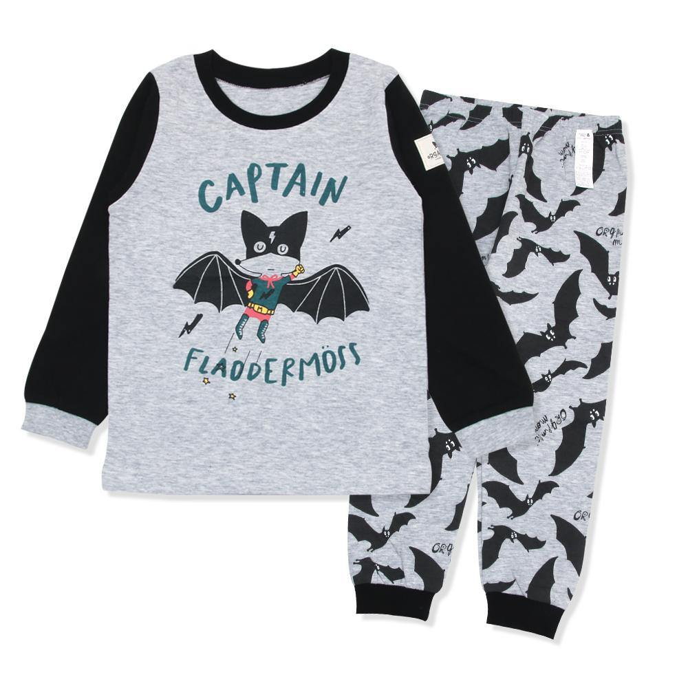 Captain Fladdermoss Big Boy PJ (Fall/Winter) - Organic Mom Hong Kong