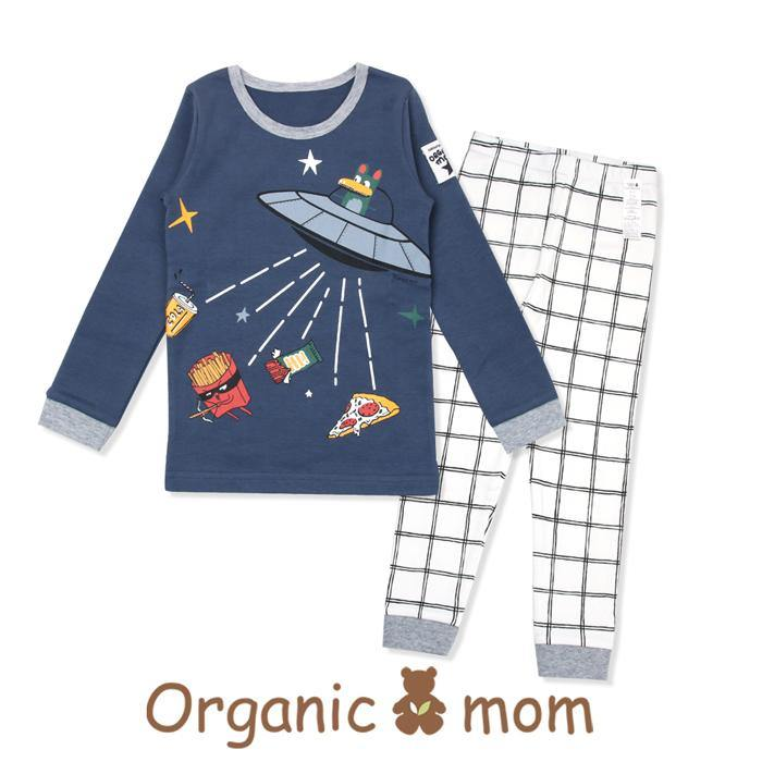 Super Foodie Big Boy PJ (Fall/Winter) - Organic Mom Hong Kong