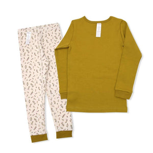 Bunny Fairy Big Girl PJ (Fall/Winter) - Organic Mom Hong Kong