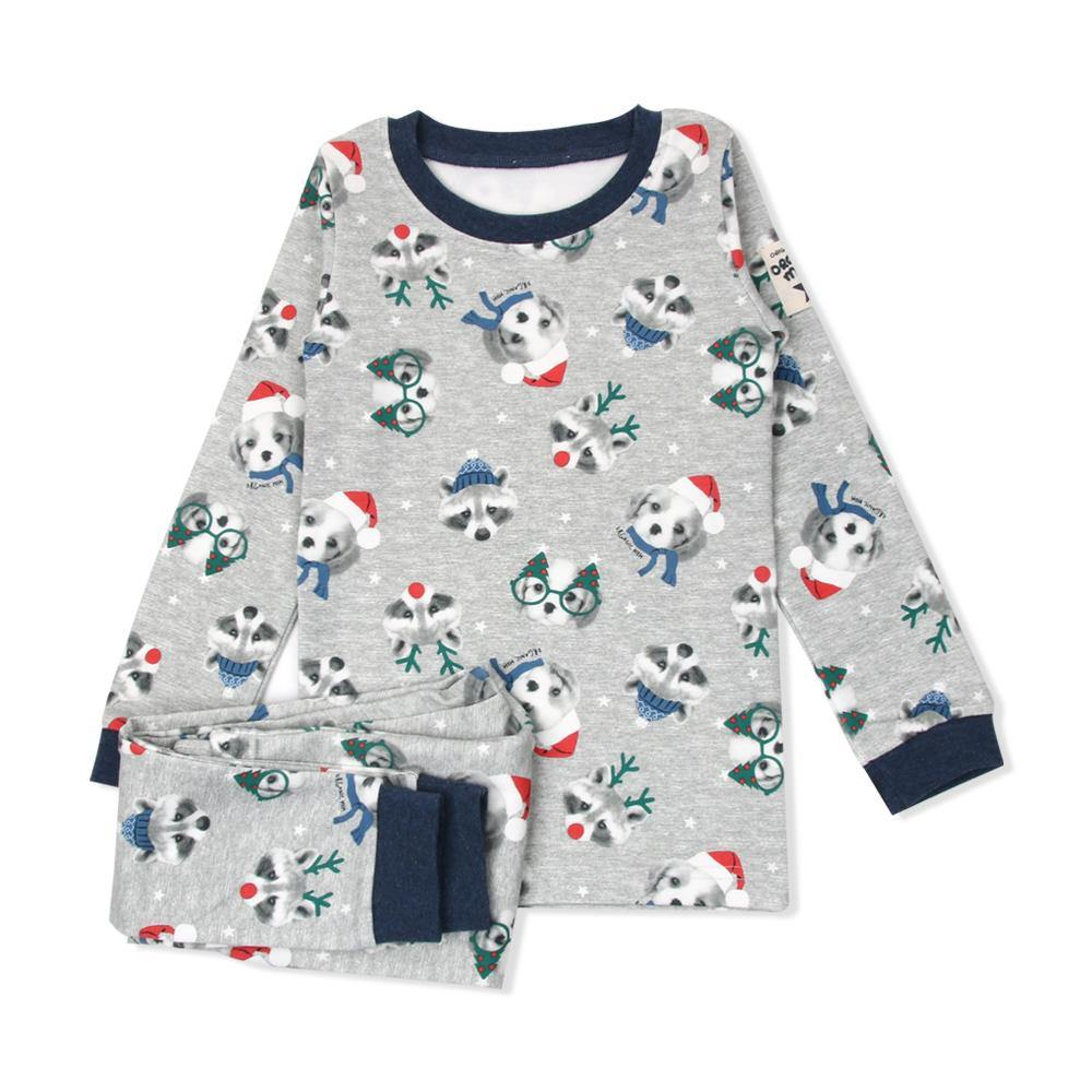 Beary Holiday Big Boy PJ (Fall/Winter) - Organic Mom Hong Kong