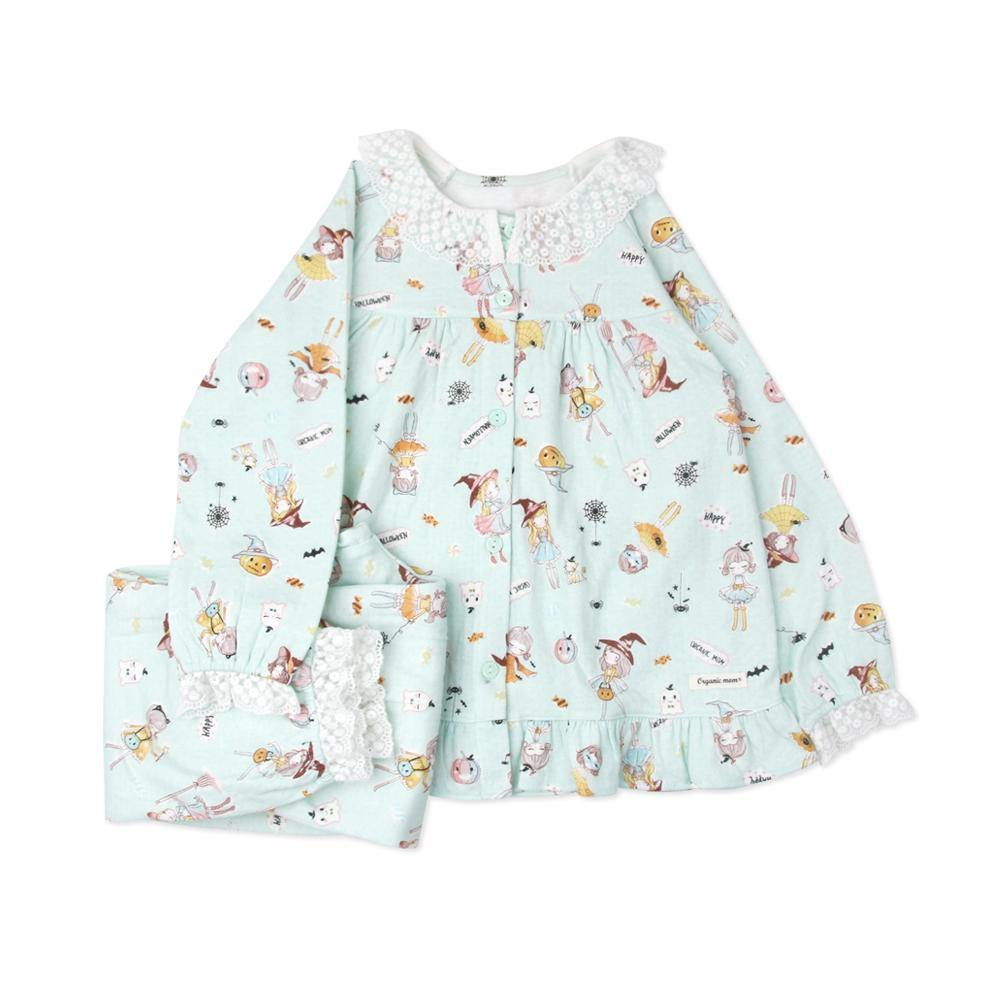 Tiara Big Girl PJ Set (Fall/Winter)