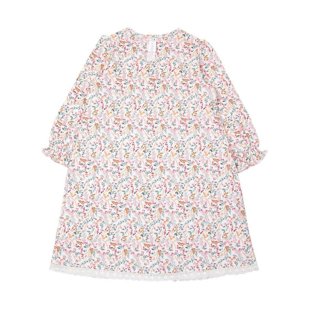 Daisy Big Girl PJ Dress (Fall/Winter) - Organic Mom Hong Kong