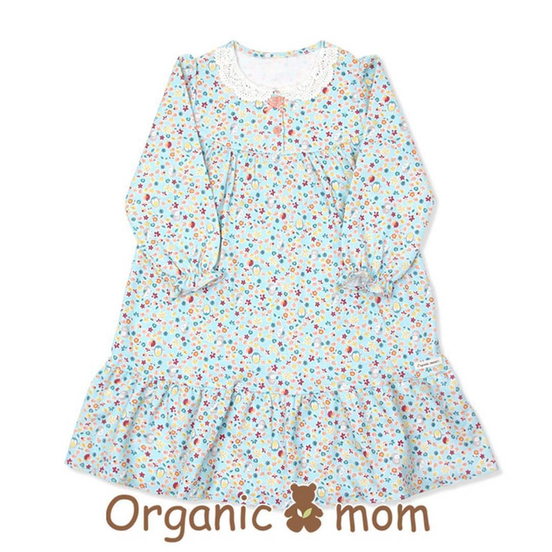 Helena Big Girl PJ Dress (Fall/Winter) - Organic Mom Hong Kong
