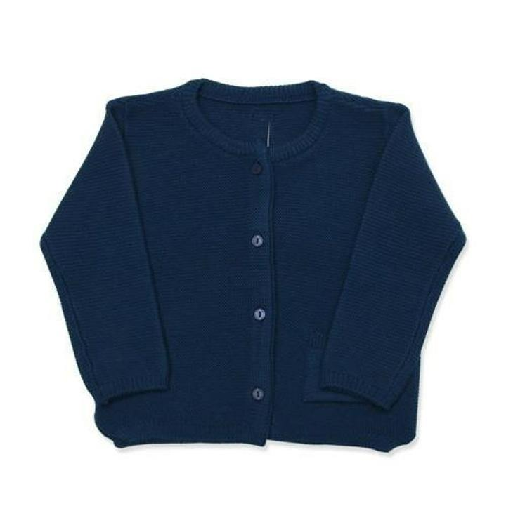 Organic mom Jason Knit Cardigan(Fall & Winter)