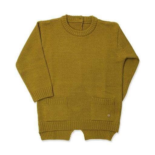 Frank Brown wool sweater(Winter)