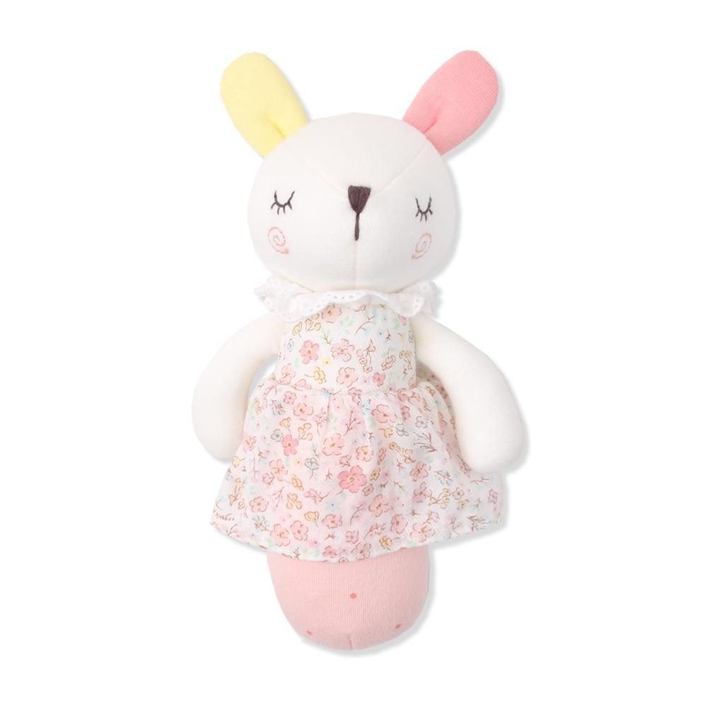 Flare Bunny Toy Rattle - Organic Mom Hong Kong