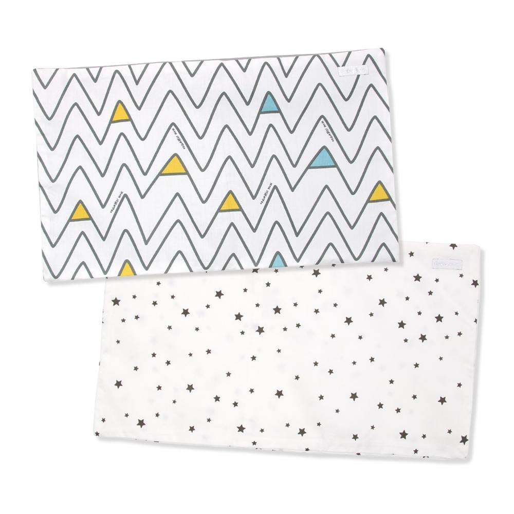 Little Mountain pillow cases (All seasons)