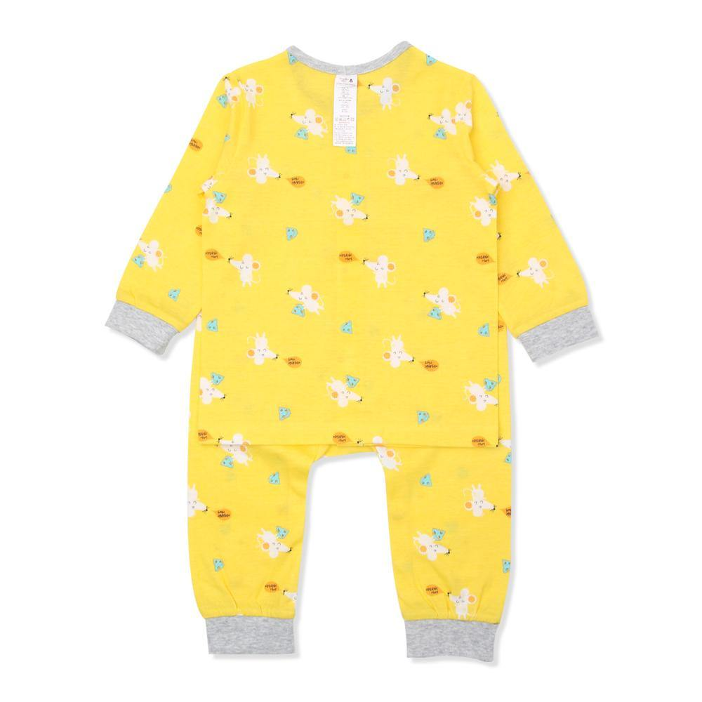 Hungry Mouse Organic Cotton PJ