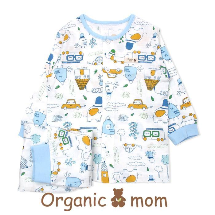 Busy Town Organic Cotton PJ