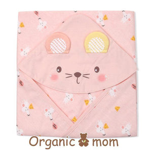 Molly Mouse Swaddle Blanket(SPRING/ SUMMER) - Organic Mom Hong Kong