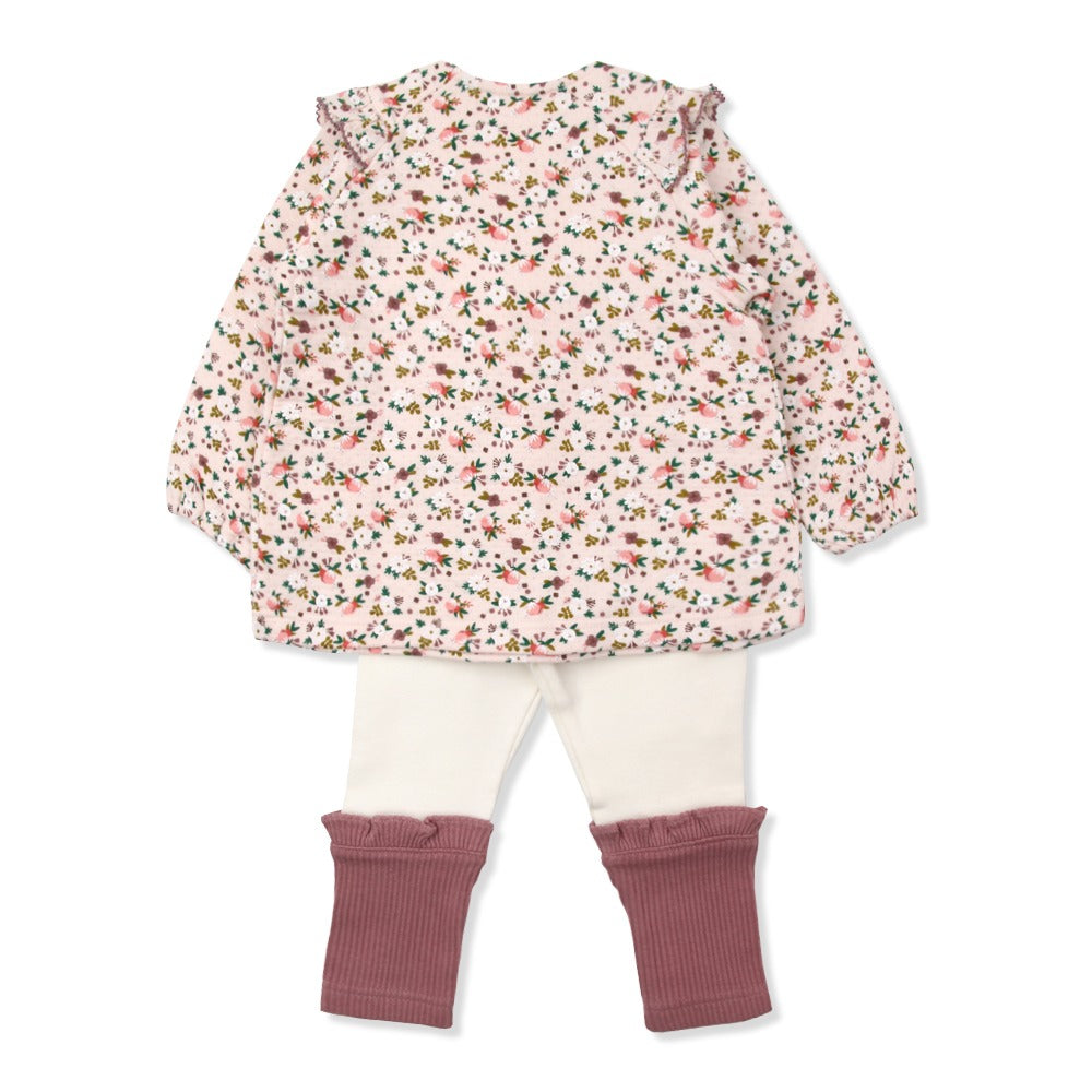 Blessed Botanical Toddler PJ (WINTER)