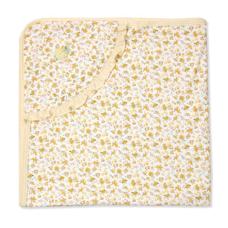 Celina  Floral Swaddle Blanket (Fall & Winter) - Organic Mom Hong Kong