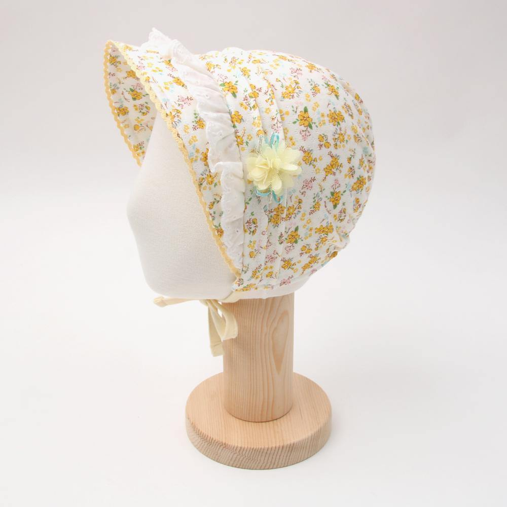Debbie floral hat (Fall & winter)