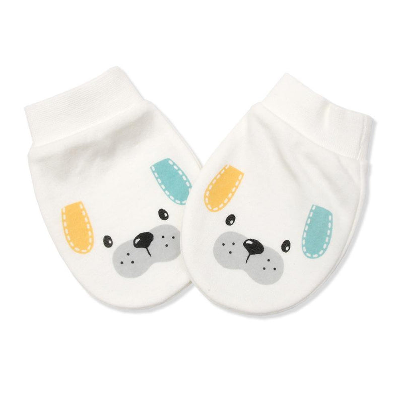 Hanky Puppy Mitten (Fall & winter) - Organic Mom Hong Kong