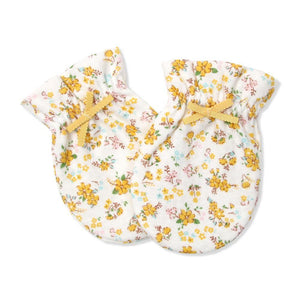 Claudia  Floral Mittens (Fall & Winter)