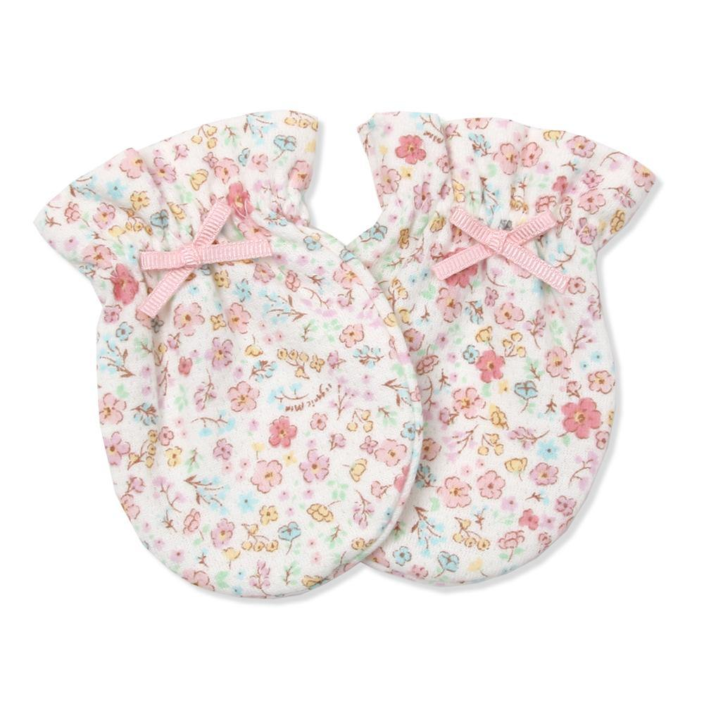 Cassidy Floral  Mittens (Fall & Winter)