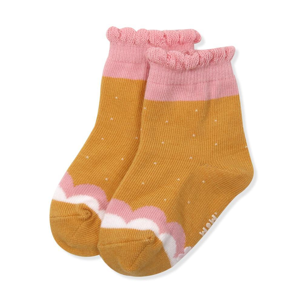 Royal Brown Socks  (Fall & Winter) - Organic Mom Hong Kong