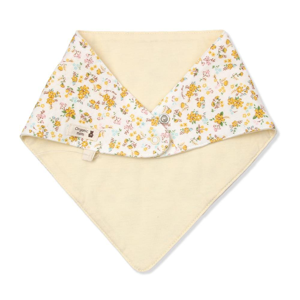 Nancy floral  bib - Organic Mom Hong Kong