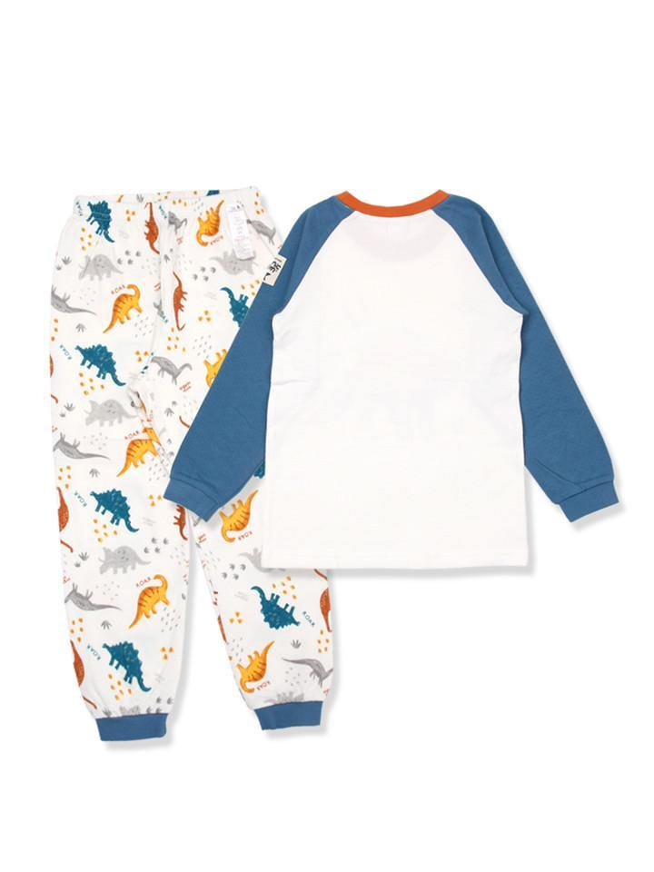 Jurassic Party Big Boy PJ (Fall & Winter) - Organic Mom Hong Kong