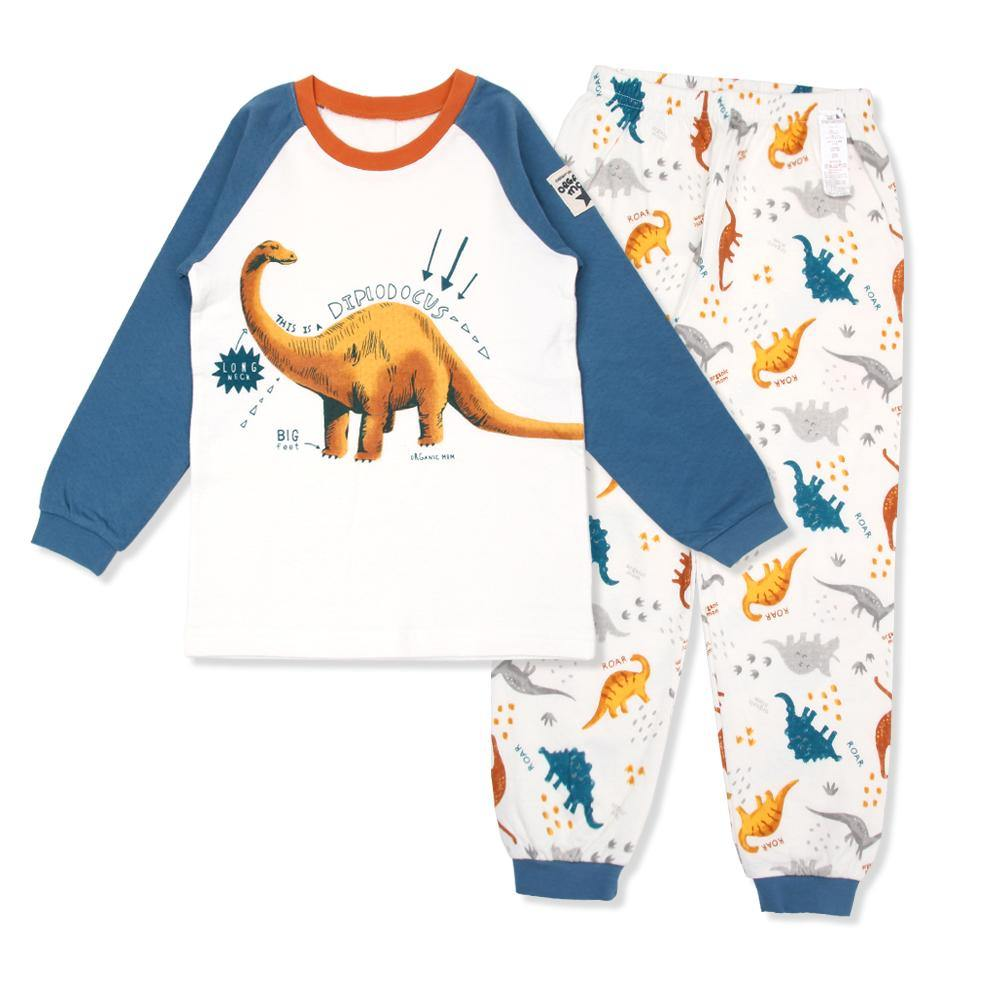 Jurassic Party Big Boy PJ (Fall & Winter)