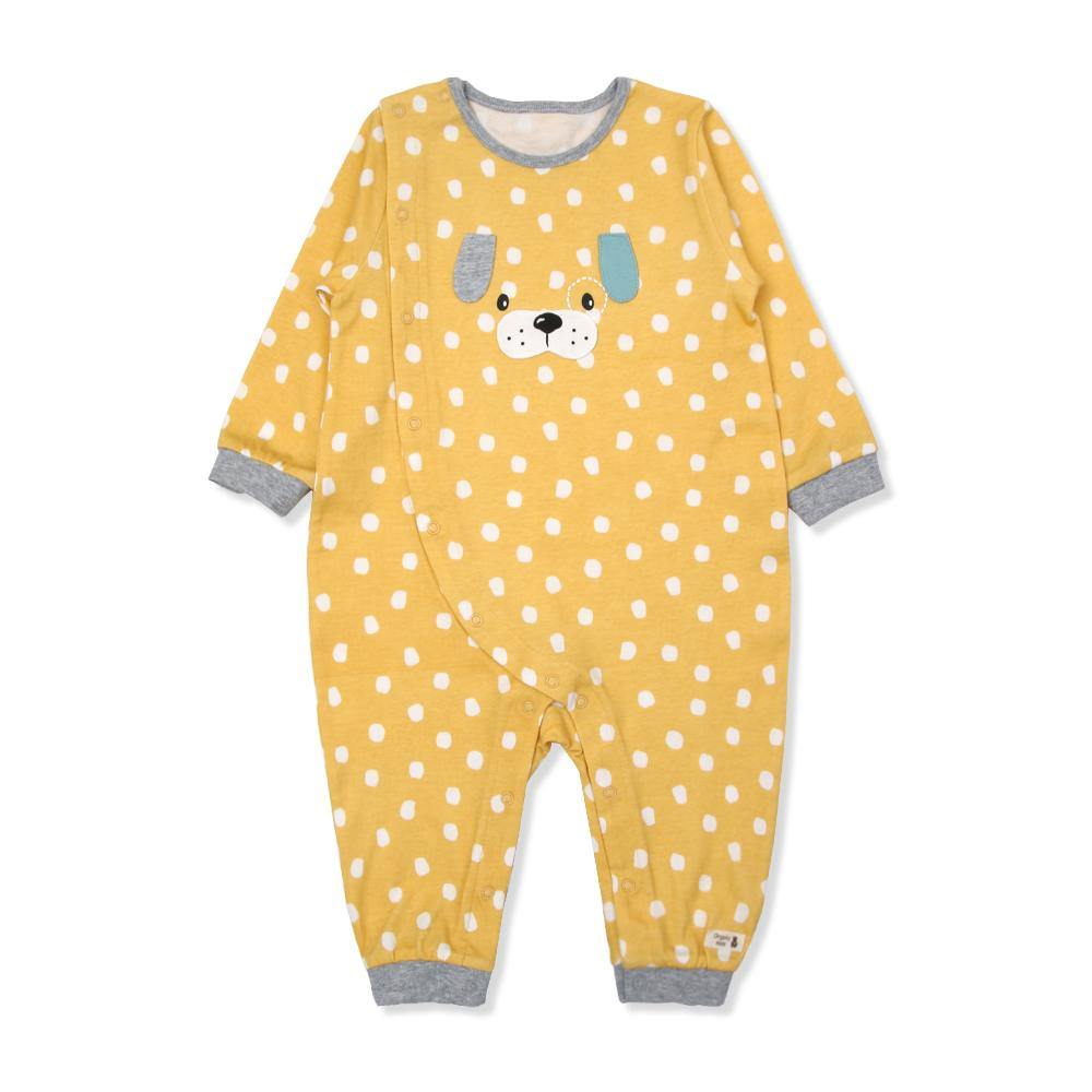 Coco Puppy  Organic Cotton Onesie (Fall & Winter)