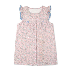 Monica Floral Vest(Fall & Winter)