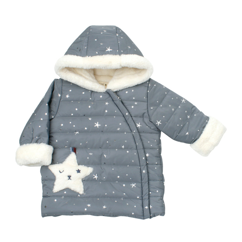 Organic Mom Shining Star Puffer Jacket (WINTER)