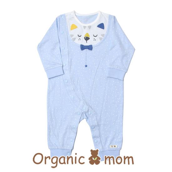 Sammy Kitty Organic Cotton Onesie (SPRING)