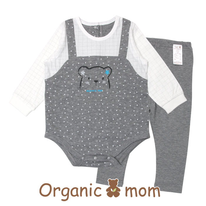 Jimmy Boy Organic Cotton Bodysuit Set (SPRING)