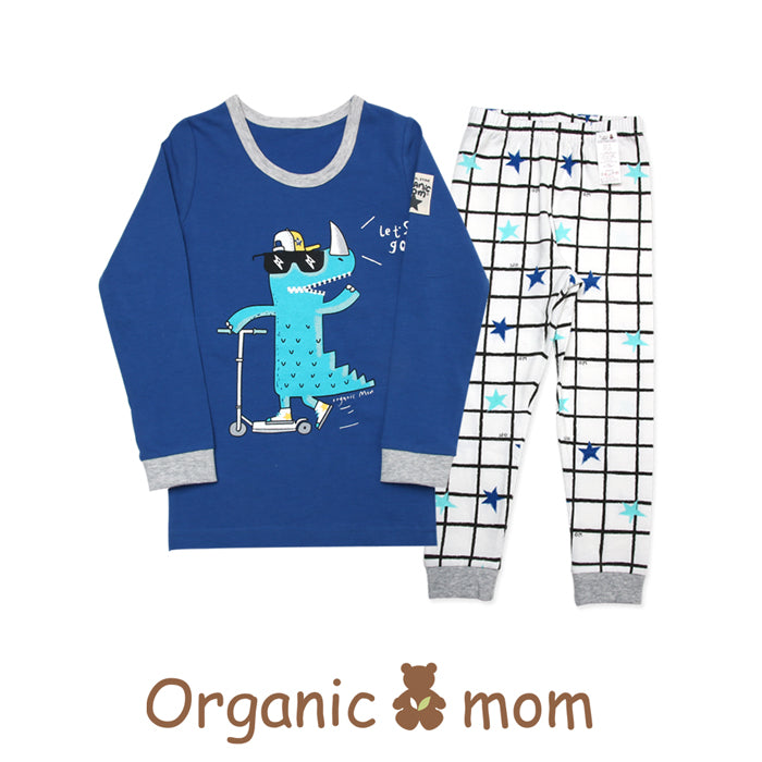 Rock n Roll Croc Big Boy PJ (SPRING)