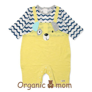 Bingo Dog Organic Cotton Onesie (SPRING/SUMMER)