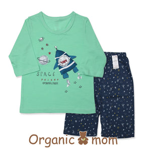 Rocket Mission Big Boy PJ (SPRING/SUMMER)