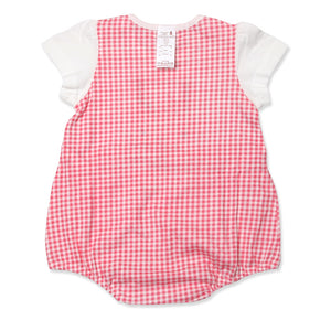 Lovely Bunny Organic Cotton Bodysuit (SUMMER)
