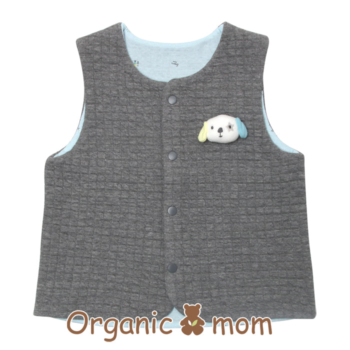 Organic Mom Play With Me Vest (SPRING)