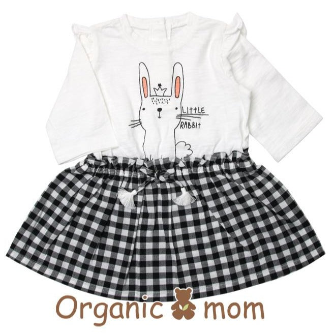 Organic Mom Go Rabbit Girl Set (SPRING)