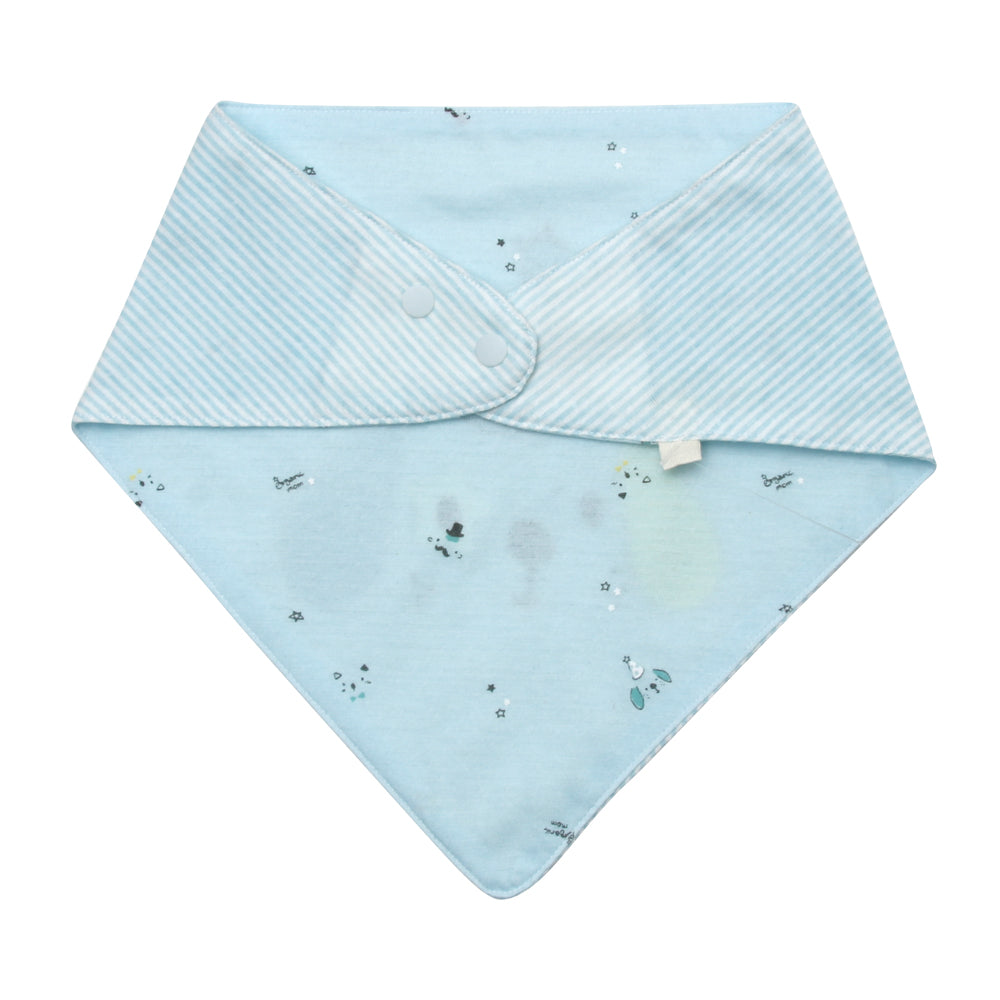 Blue Party Dog Bib (SPRING)
