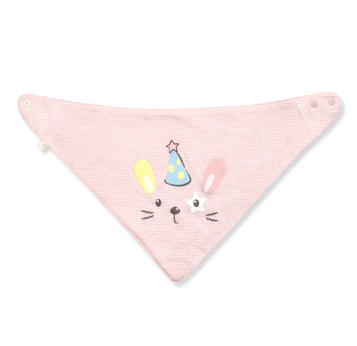 Pink Party Mouse Bib (SPRING)