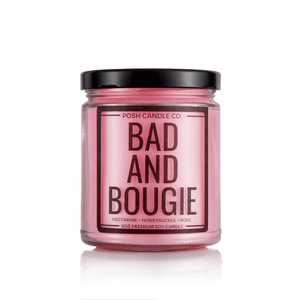 Bad and Bougie Candle