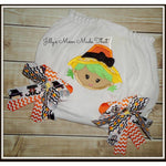 Candy Corn Witch Bloomers
