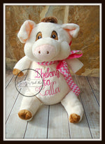 Pig Stuffed Animal