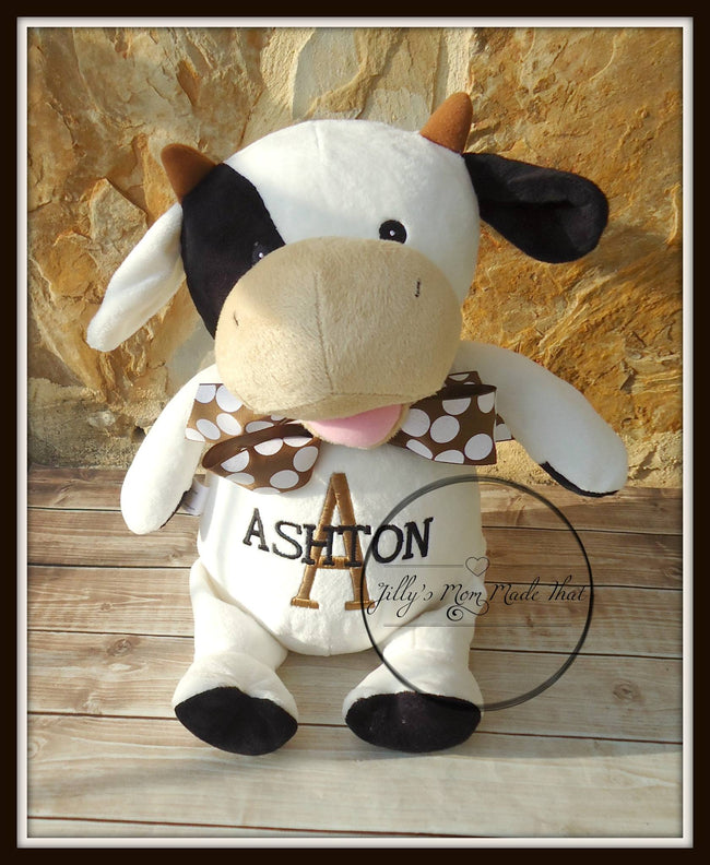 Cow Stuffed Animal