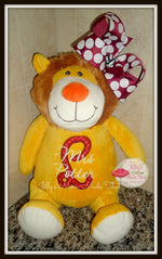 Lioness Stuffed Animal