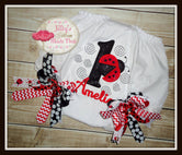 Lady Bug Bloomers