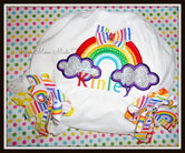 Rainbow Bloomers