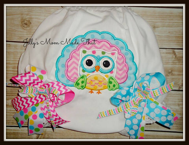 Owl Bloomers