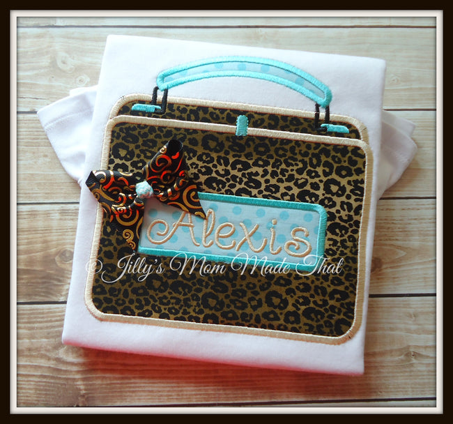 Diva Lunch Box Shirt