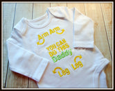 You can do this DADDY Shirt - Yellow/Green