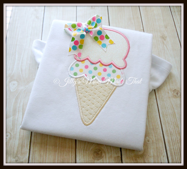 Ice Cream Cone Shirt
