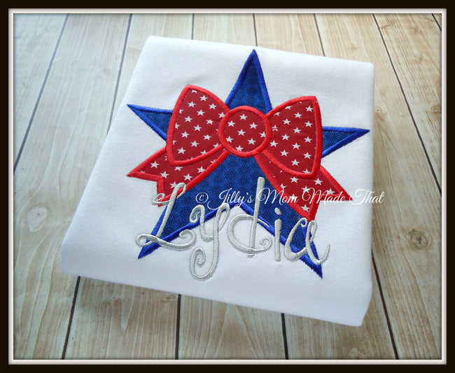 Patriotic Star Shirt