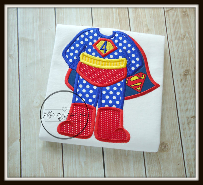 Superman Body Shirt